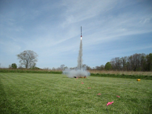 Nala1 Liftoff on mission ALS-043